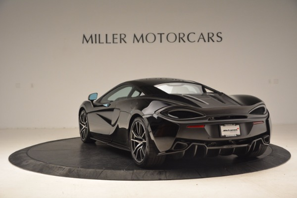 Used 2016 McLaren 570S for sale Sold at Pagani of Greenwich in Greenwich CT 06830 5
