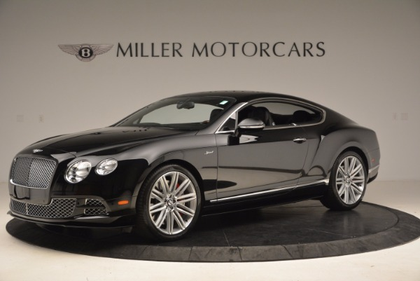Used 2015 Bentley Continental GT Speed for sale Sold at Pagani of Greenwich in Greenwich CT 06830 2
