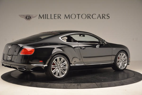 Used 2015 Bentley Continental GT Speed for sale Sold at Pagani of Greenwich in Greenwich CT 06830 8