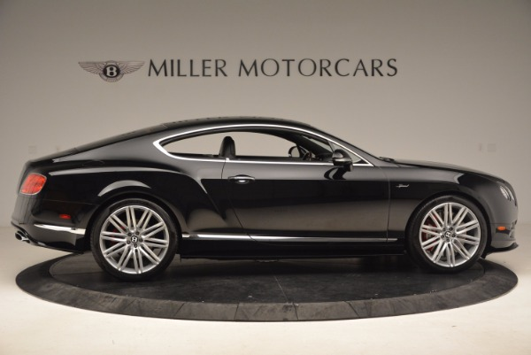 Used 2015 Bentley Continental GT Speed for sale Sold at Pagani of Greenwich in Greenwich CT 06830 9