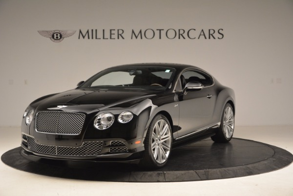 Used 2015 Bentley Continental GT Speed for sale Sold at Pagani of Greenwich in Greenwich CT 06830 1