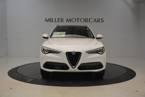 New 2018 Alfa Romeo Stelvio Q4 for sale Sold at Pagani of Greenwich in Greenwich CT 06830 12