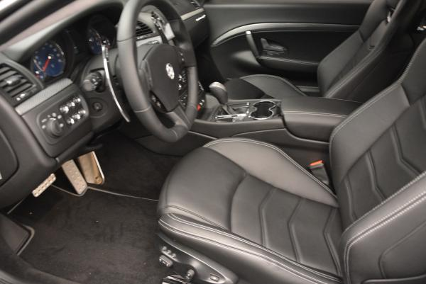 Used 2016 Maserati GranTurismo Sport for sale Sold at Pagani of Greenwich in Greenwich CT 06830 14