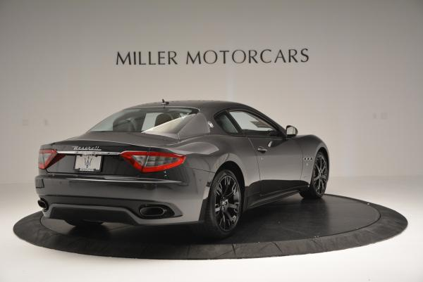 Used 2016 Maserati GranTurismo Sport for sale Sold at Pagani of Greenwich in Greenwich CT 06830 7