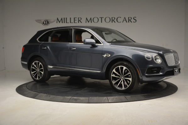 Used 2018 Bentley Bentayga Onyx for sale Sold at Pagani of Greenwich in Greenwich CT 06830 10