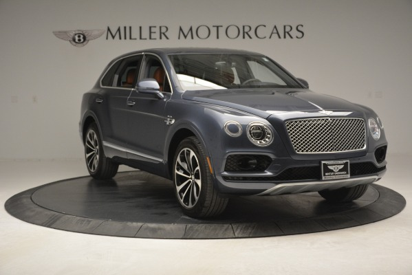 Used 2018 Bentley Bentayga Onyx for sale Sold at Pagani of Greenwich in Greenwich CT 06830 11