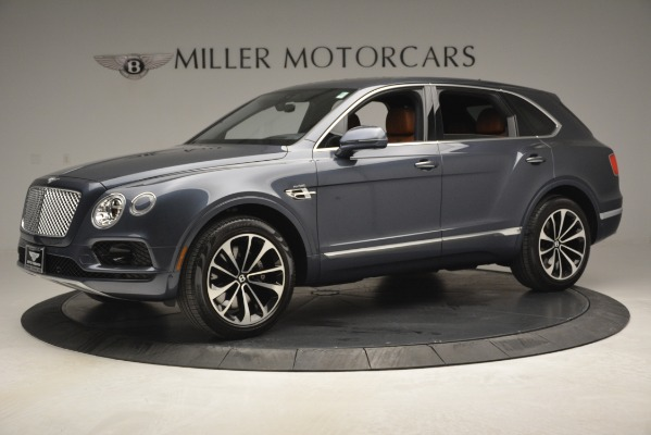 Used 2018 Bentley Bentayga Onyx for sale Sold at Pagani of Greenwich in Greenwich CT 06830 2