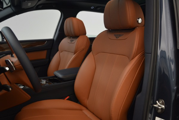 Used 2018 Bentley Bentayga Onyx for sale Sold at Pagani of Greenwich in Greenwich CT 06830 20