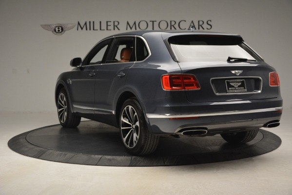 Used 2018 Bentley Bentayga Onyx for sale Sold at Pagani of Greenwich in Greenwich CT 06830 5