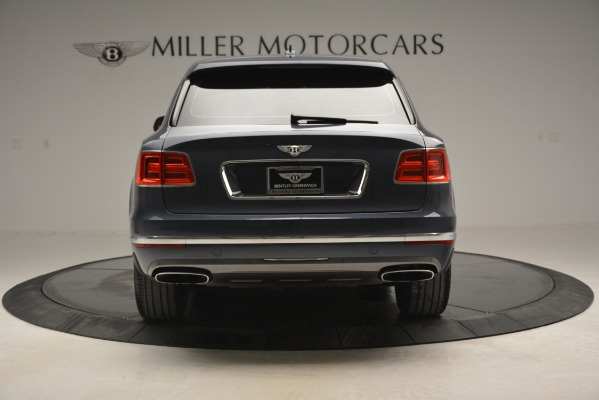 Used 2018 Bentley Bentayga Onyx for sale Sold at Pagani of Greenwich in Greenwich CT 06830 6