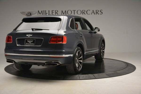Used 2018 Bentley Bentayga Onyx for sale Sold at Pagani of Greenwich in Greenwich CT 06830 7