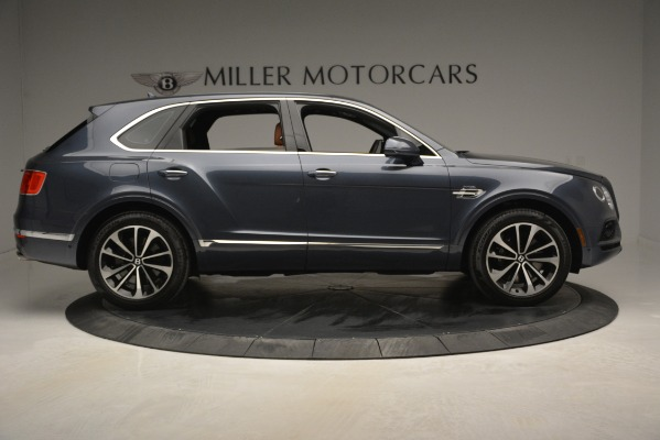 Used 2018 Bentley Bentayga Onyx for sale Sold at Pagani of Greenwich in Greenwich CT 06830 9