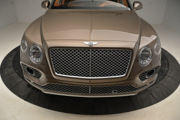 Used 2018 Bentley Bentayga W12 Signature for sale $159,900 at Pagani of Greenwich in Greenwich CT 06830 13