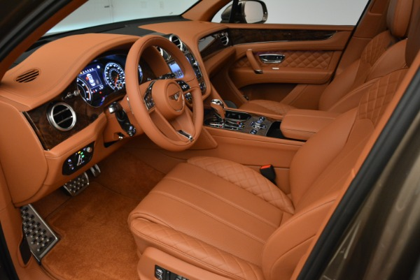 New 2018 Bentley Bentayga Signature for sale Sold at Pagani of Greenwich in Greenwich CT 06830 19