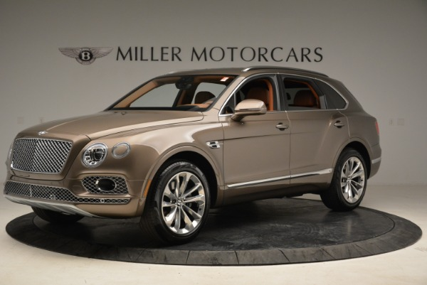 New 2018 Bentley Bentayga Signature for sale Sold at Pagani of Greenwich in Greenwich CT 06830 2