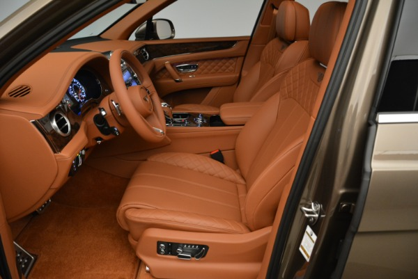 New 2018 Bentley Bentayga Signature for sale Sold at Pagani of Greenwich in Greenwich CT 06830 20