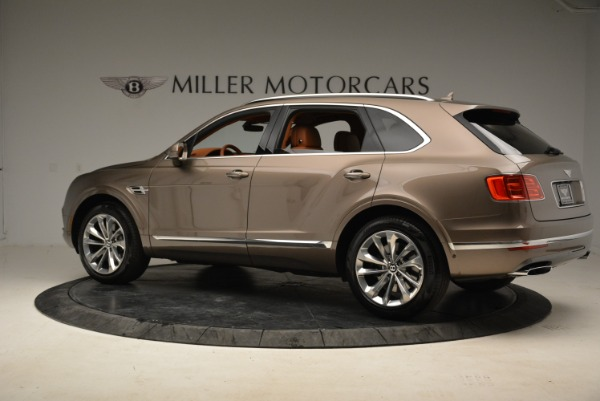 New 2018 Bentley Bentayga Signature for sale Sold at Pagani of Greenwich in Greenwich CT 06830 4
