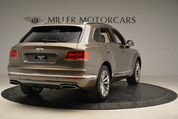 New 2018 Bentley Bentayga Signature for sale Sold at Pagani of Greenwich in Greenwich CT 06830 7