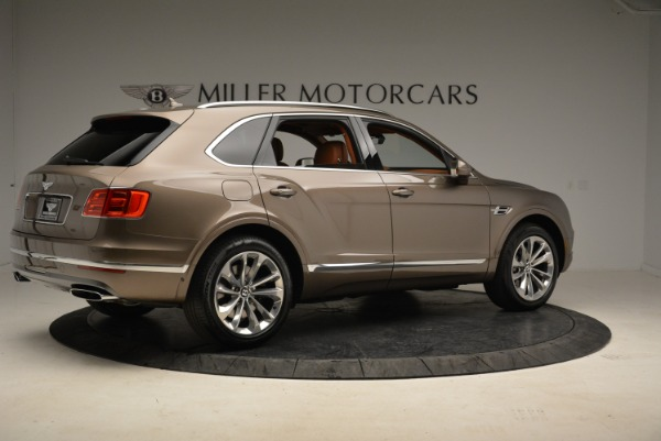 New 2018 Bentley Bentayga Signature for sale Sold at Pagani of Greenwich in Greenwich CT 06830 8