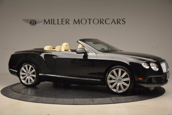 Used 2012 Bentley Continental GT W12 for sale Sold at Pagani of Greenwich in Greenwich CT 06830 10