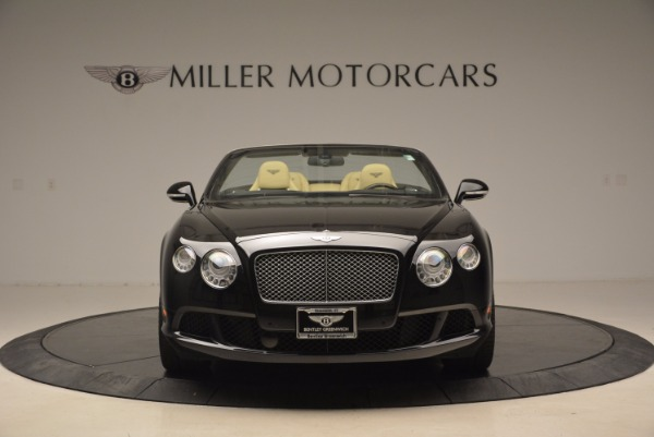 Used 2012 Bentley Continental GT W12 for sale Sold at Pagani of Greenwich in Greenwich CT 06830 12
