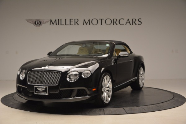 Used 2012 Bentley Continental GT W12 for sale Sold at Pagani of Greenwich in Greenwich CT 06830 13