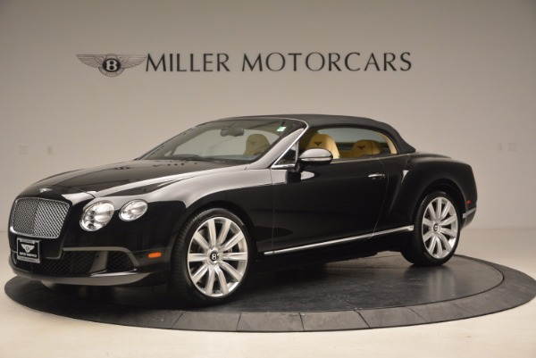 Used 2012 Bentley Continental GT W12 for sale Sold at Pagani of Greenwich in Greenwich CT 06830 14