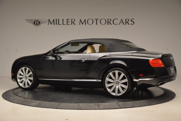 Used 2012 Bentley Continental GT W12 for sale Sold at Pagani of Greenwich in Greenwich CT 06830 15