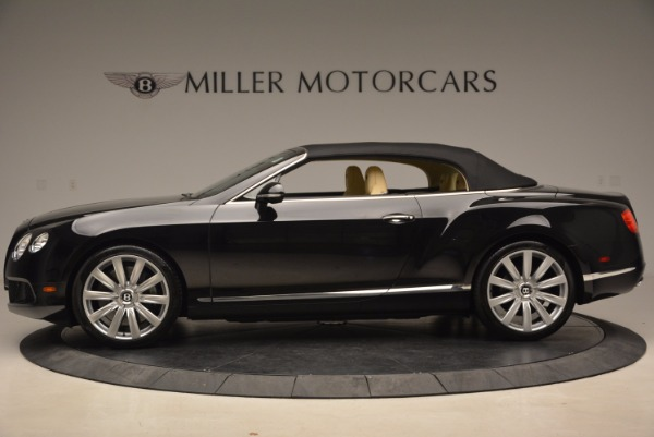 Used 2012 Bentley Continental GT W12 for sale Sold at Pagani of Greenwich in Greenwich CT 06830 16