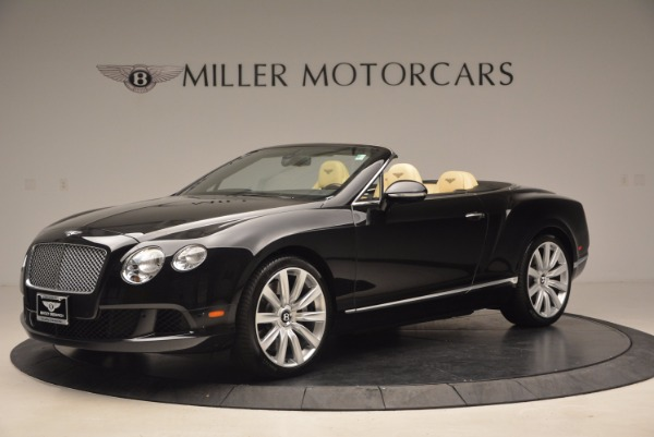 Used 2012 Bentley Continental GT W12 for sale Sold at Pagani of Greenwich in Greenwich CT 06830 2