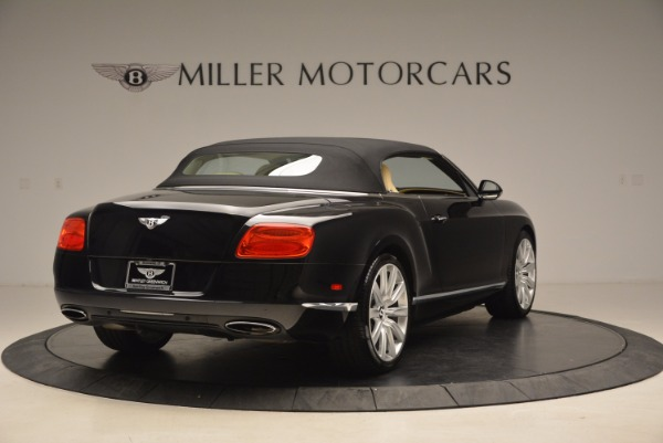 Used 2012 Bentley Continental GT W12 for sale Sold at Pagani of Greenwich in Greenwich CT 06830 20