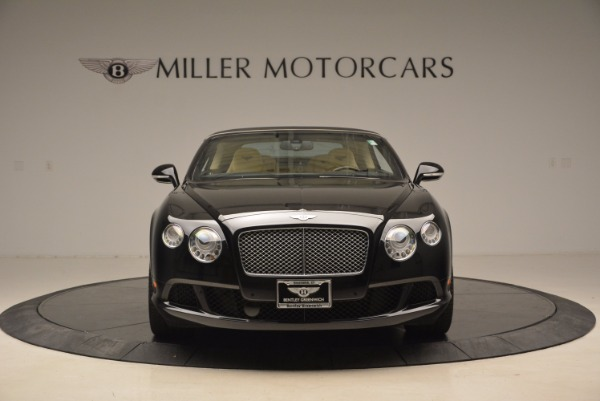 Used 2012 Bentley Continental GT W12 for sale Sold at Pagani of Greenwich in Greenwich CT 06830 23
