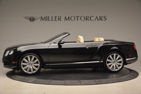 Used 2012 Bentley Continental GT W12 for sale Sold at Pagani of Greenwich in Greenwich CT 06830 3