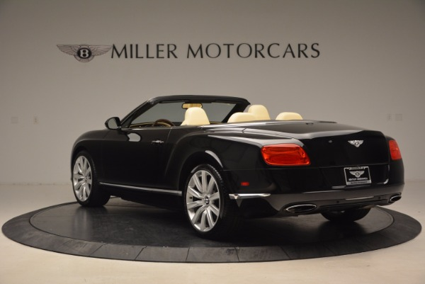 Used 2012 Bentley Continental GT W12 for sale Sold at Pagani of Greenwich in Greenwich CT 06830 5