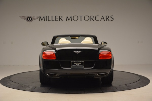 Used 2012 Bentley Continental GT W12 for sale Sold at Pagani of Greenwich in Greenwich CT 06830 6