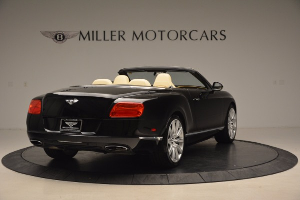 Used 2012 Bentley Continental GT W12 for sale Sold at Pagani of Greenwich in Greenwich CT 06830 7