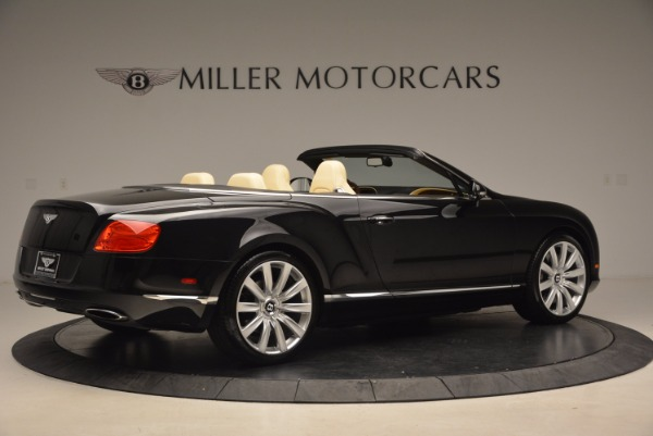 Used 2012 Bentley Continental GT W12 for sale Sold at Pagani of Greenwich in Greenwich CT 06830 8