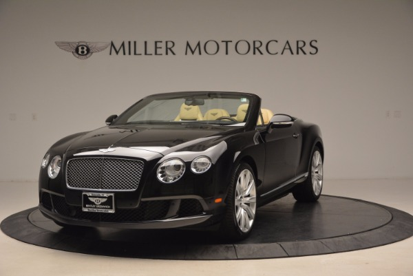 Used 2012 Bentley Continental GT W12 for sale Sold at Pagani of Greenwich in Greenwich CT 06830 1