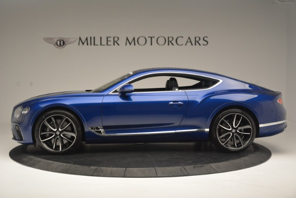 New 2020 Bentley Continental GT for sale Sold at Pagani of Greenwich in Greenwich CT 06830 3