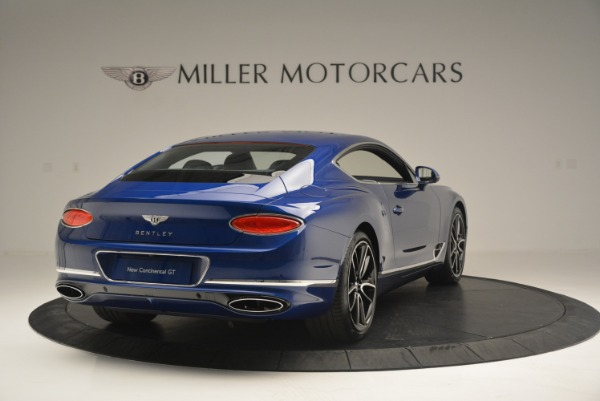 New 2020 Bentley Continental GT for sale Sold at Pagani of Greenwich in Greenwich CT 06830 7