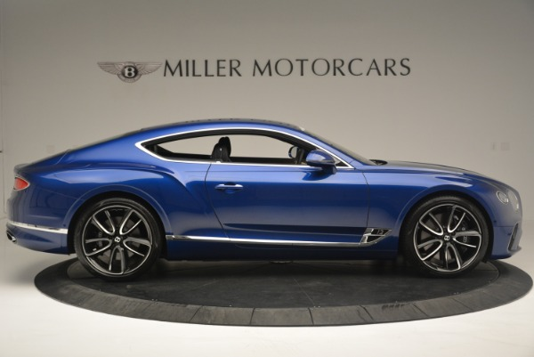 New 2020 Bentley Continental GT for sale Sold at Pagani of Greenwich in Greenwich CT 06830 9