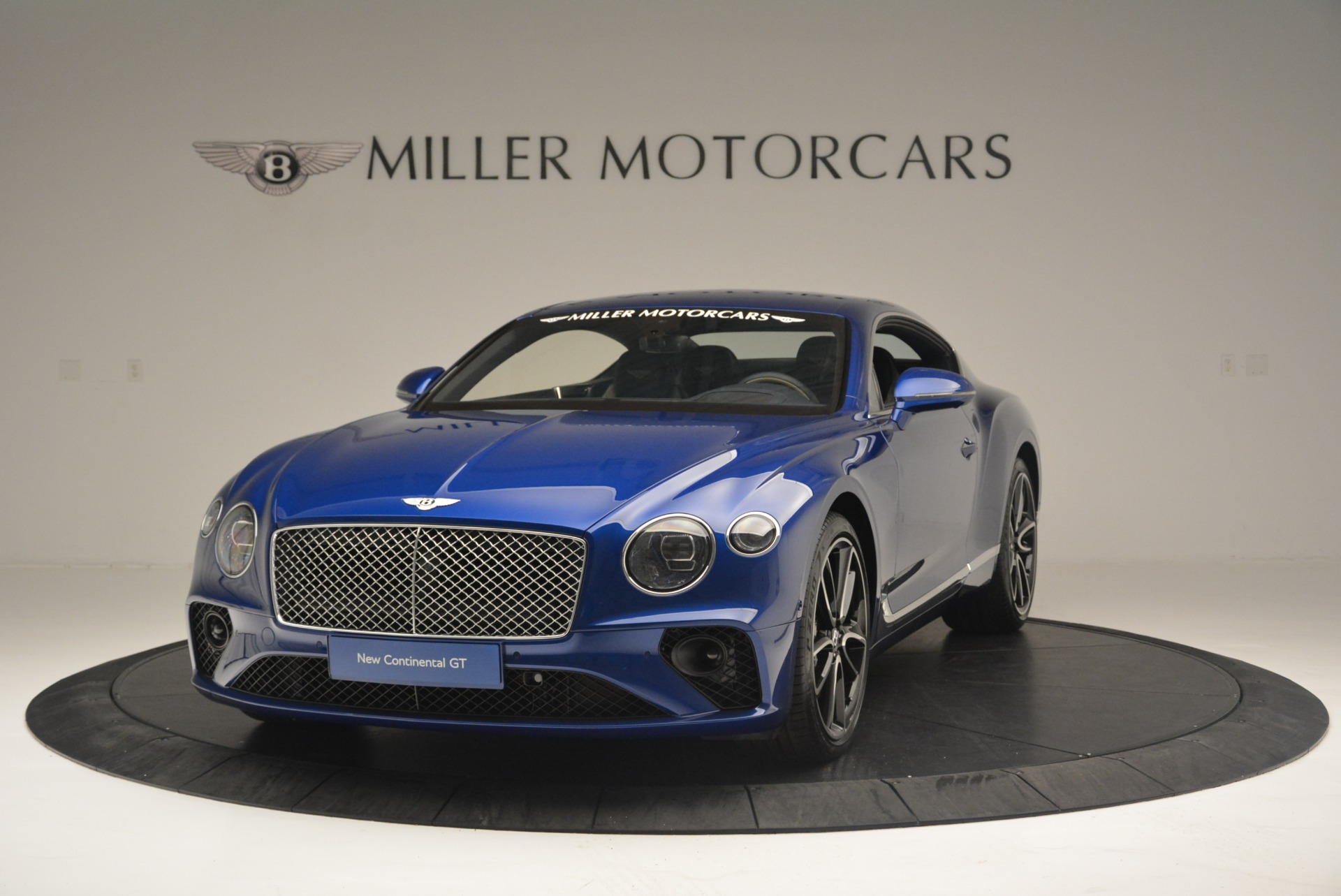 New 2020 Bentley Continental GT for sale Sold at Pagani of Greenwich in Greenwich CT 06830 1
