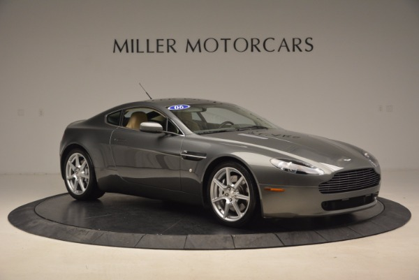 Used 2006 Aston Martin V8 Vantage for sale Sold at Pagani of Greenwich in Greenwich CT 06830 10