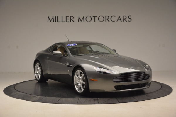 Used 2006 Aston Martin V8 Vantage for sale Sold at Pagani of Greenwich in Greenwich CT 06830 11
