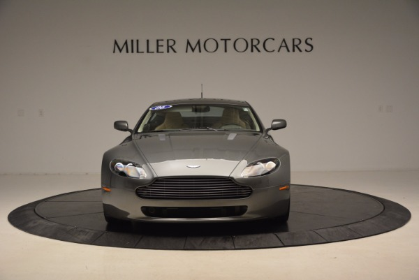 Used 2006 Aston Martin V8 Vantage for sale Sold at Pagani of Greenwich in Greenwich CT 06830 12