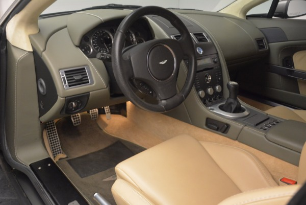 Used 2006 Aston Martin V8 Vantage for sale Sold at Pagani of Greenwich in Greenwich CT 06830 14
