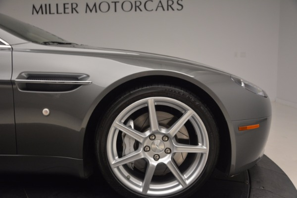 Used 2006 Aston Martin V8 Vantage for sale Sold at Pagani of Greenwich in Greenwich CT 06830 17