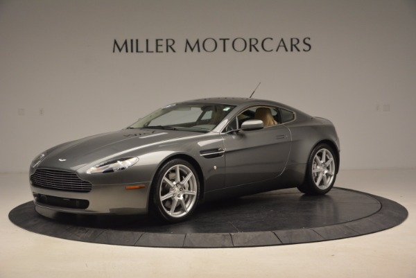 Used 2006 Aston Martin V8 Vantage for sale Sold at Pagani of Greenwich in Greenwich CT 06830 2