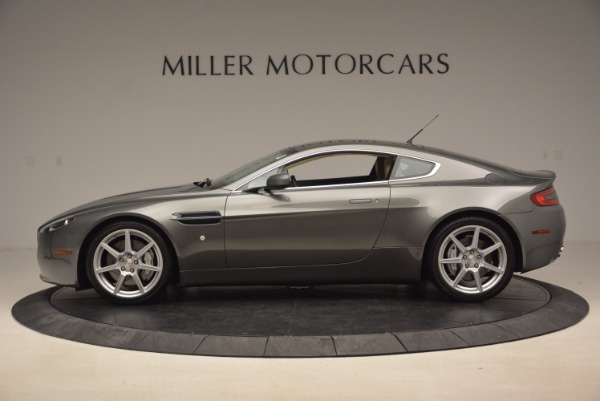 Used 2006 Aston Martin V8 Vantage for sale Sold at Pagani of Greenwich in Greenwich CT 06830 3