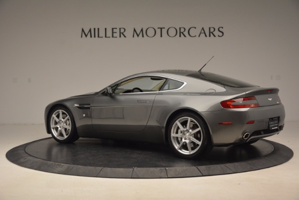 Used 2006 Aston Martin V8 Vantage for sale Sold at Pagani of Greenwich in Greenwich CT 06830 4